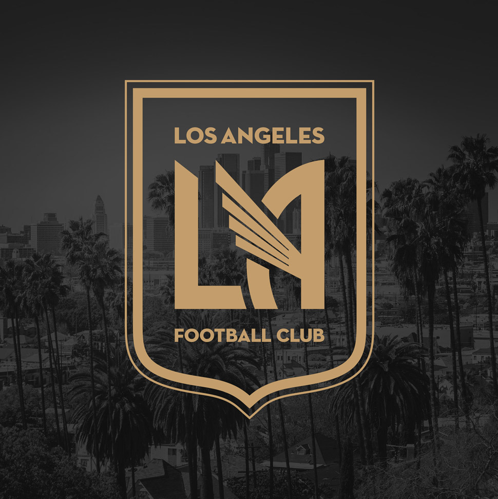 963361725 Los Angeles F.C. Crest Reveal - SoccerBible.