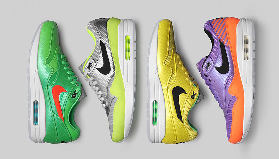 Nike Air Max 1 FB Mercurial Pack