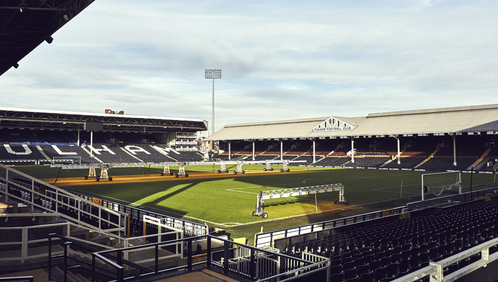 Residence 9 Craven Cottage Fulham F C Soccerbible