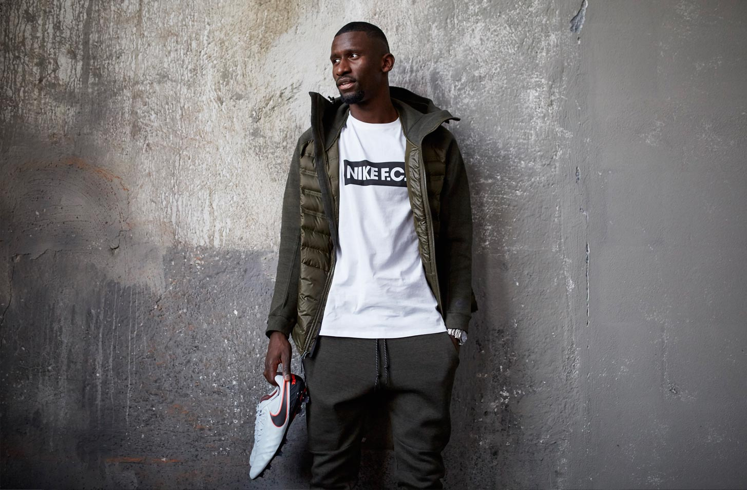 In Conversation: Antonio Rüdiger - SoccerBible