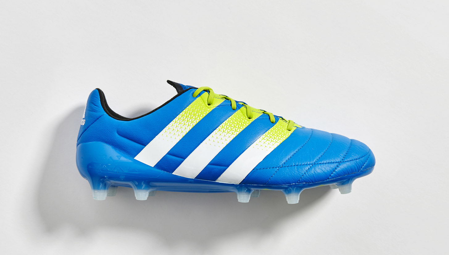 new concept 2770f 52c42 adidas ACE 16.1 Leather