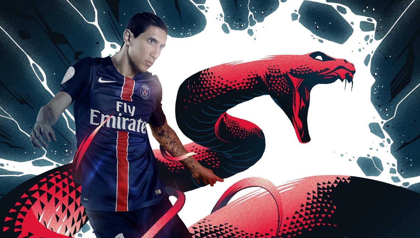 Paris Saint-Germain v Man City | Match Designs - SoccerBible