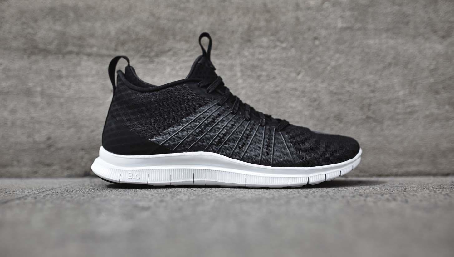 Nike Hypervenom Libre Faible Fc - Plateau Noir / Blanc / Or