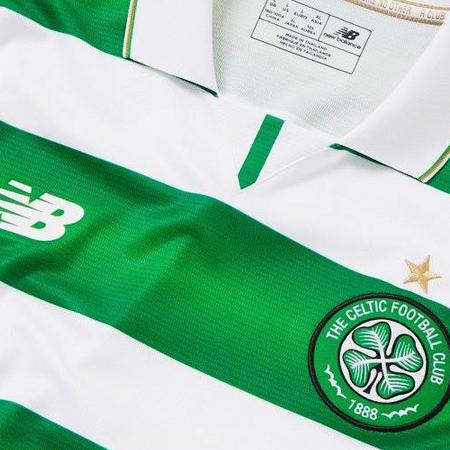 c8b8da33 New Balance Launch Celtic 2019/20 Home Shirt - SoccerBible