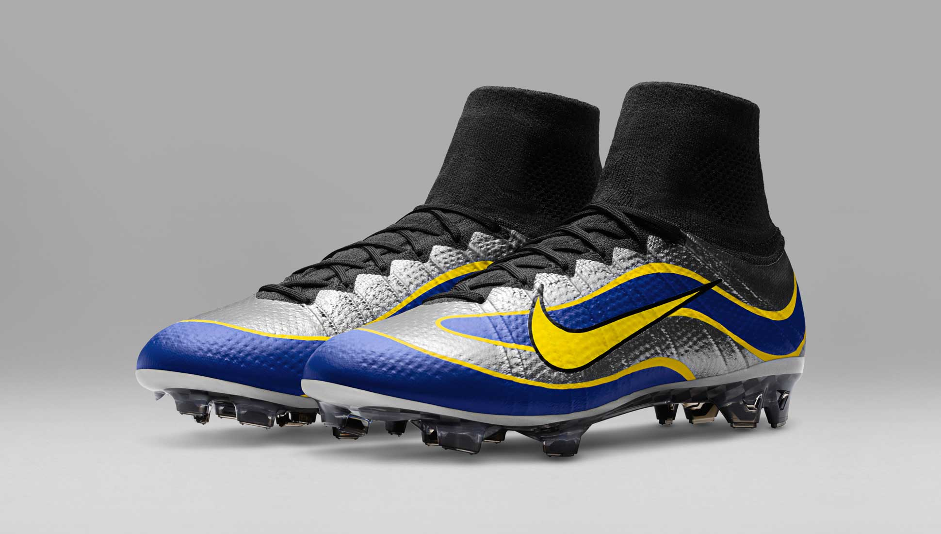 78d044bde Nike Mercurial Superfly Heritage iD - SoccerBible