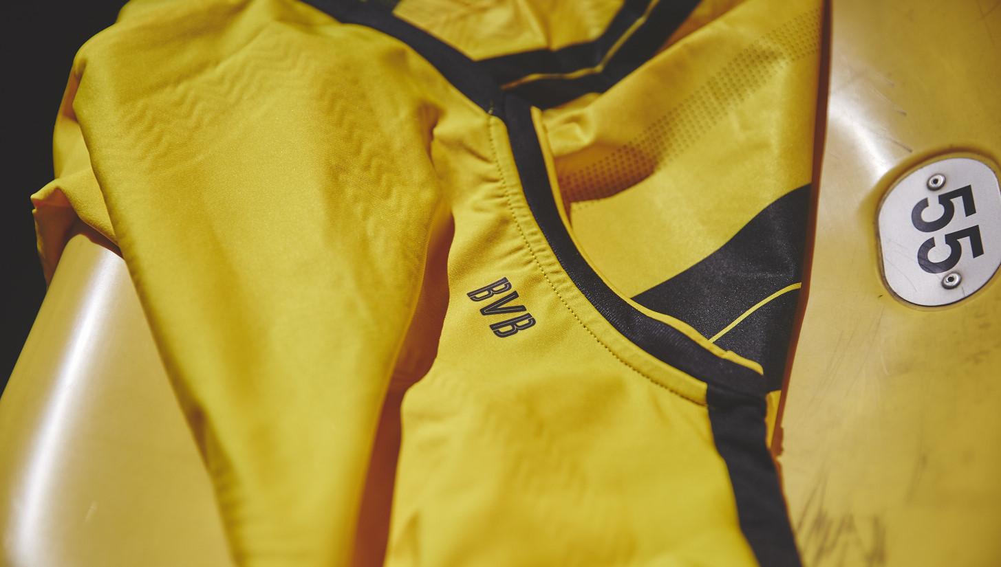 2dc8dea1b46 Borussia Dortmund Home 16/17 by PUMA - SoccerBible