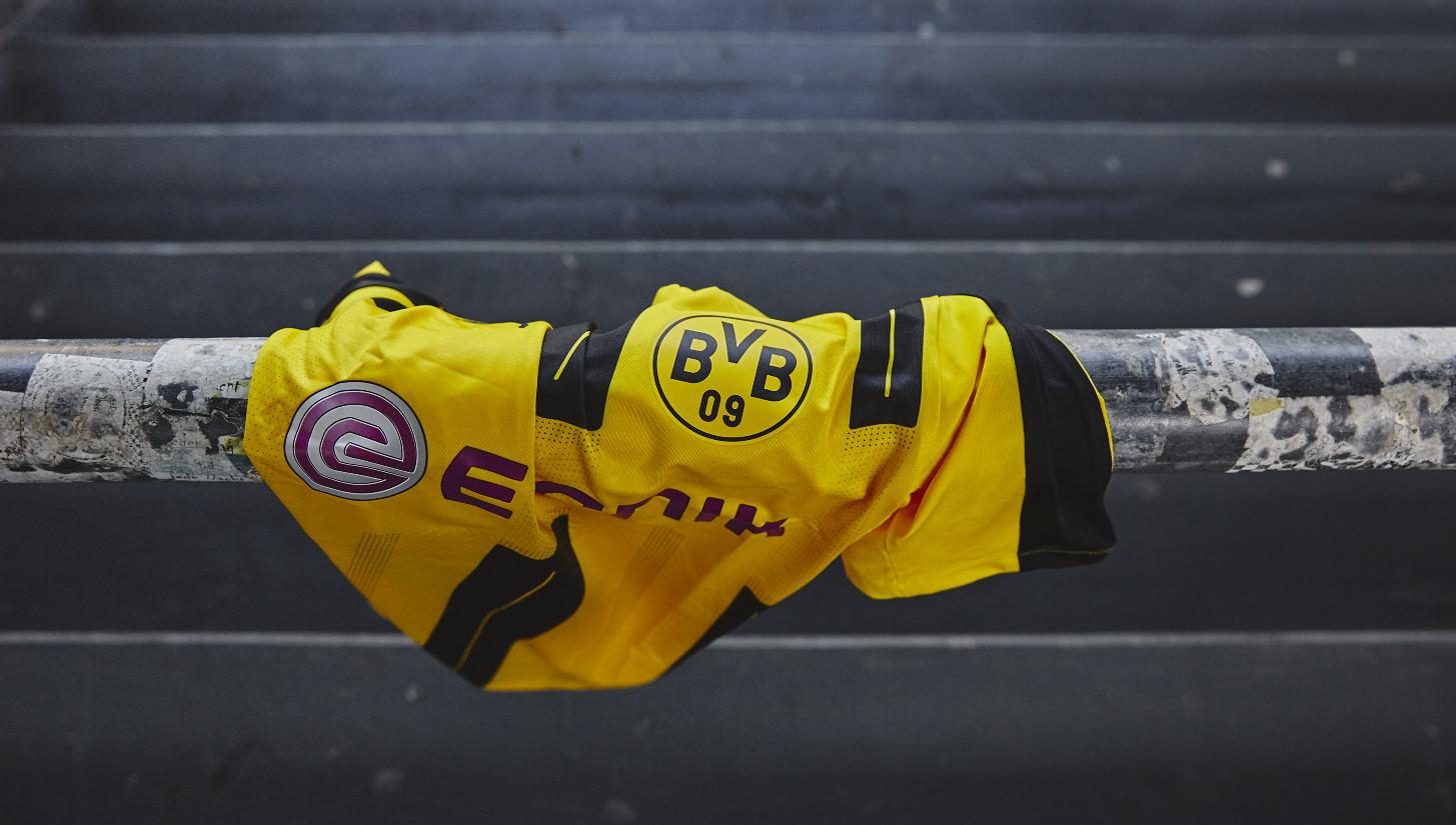 Borussia Dortmund Home 16 17 By Puma Soccerbible