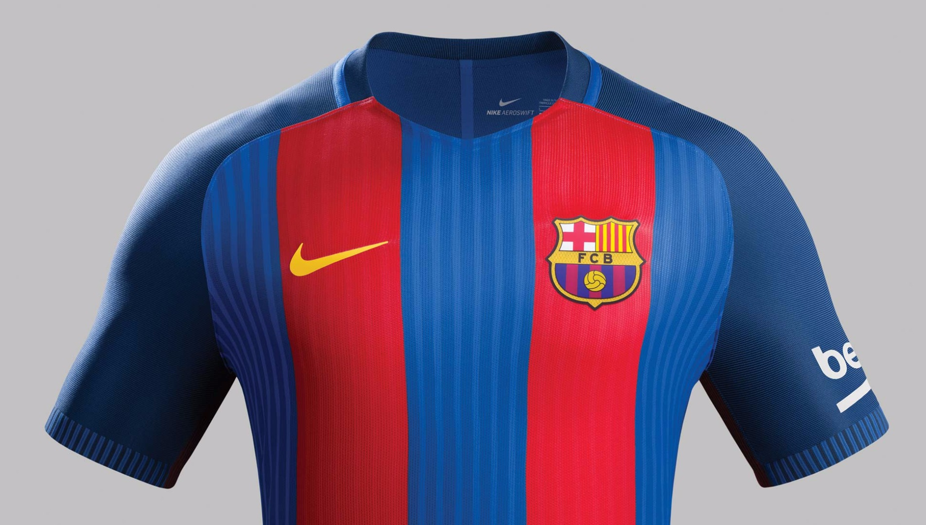 26978915397 FC Barcelona 16 17 Home Kit by Nike - SoccerBible