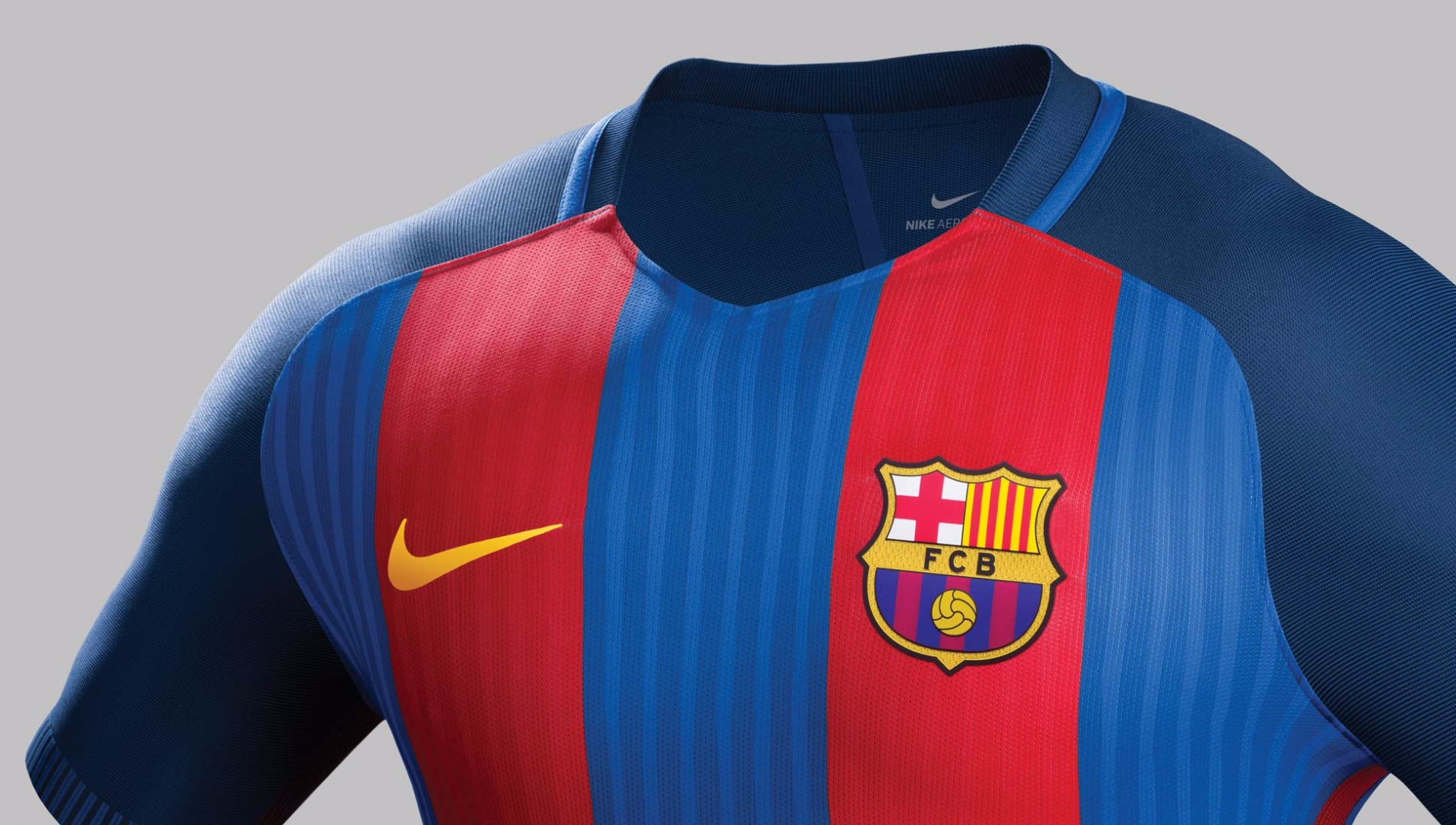 the latest d58e1 d6b12 FC Barcelona 16/17 Home Kit by Nike - SoccerBible