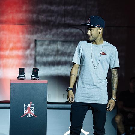 Neymar Fronts Patta X Jordan Collection Soccerbible