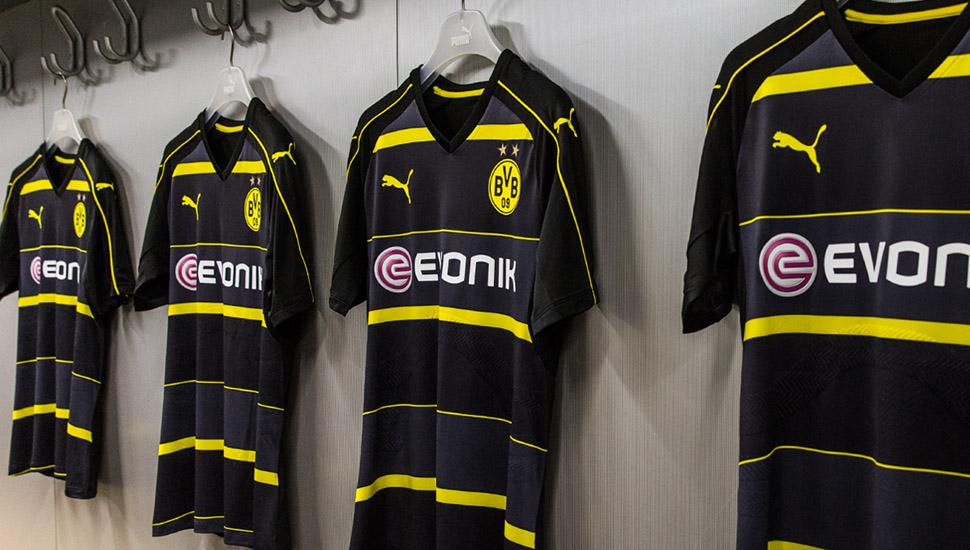 Borussia Dortmund 16 17 Away by PUMA - SoccerBible b7a899f58