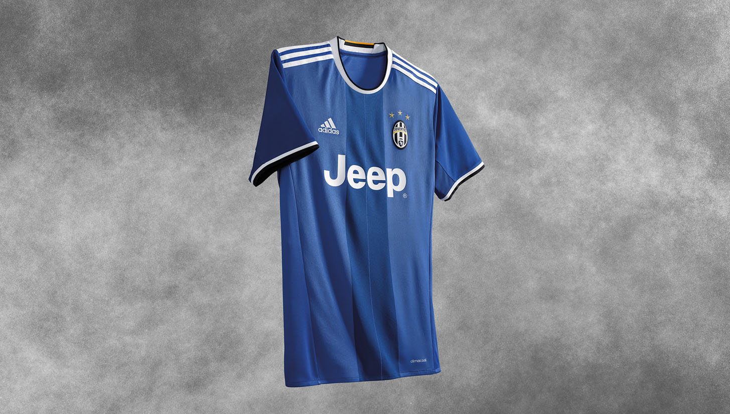 innovative design 278f1 6ca2d Juventus 2016/17 Away by adidas - SoccerBible