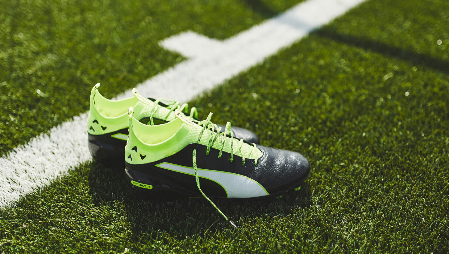 PUMA Launch the evoTOUCH - SoccerBible 4a201aac23e5