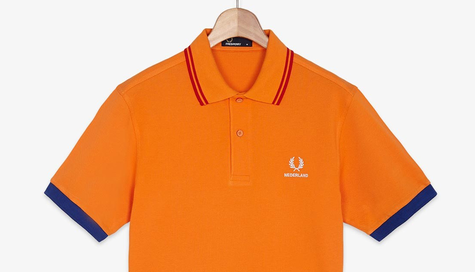 18a6882ab Fred Perry Launch World Cup Polo Collection - SoccerBible