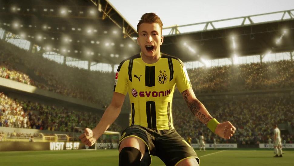 Fifa 17 Trailer