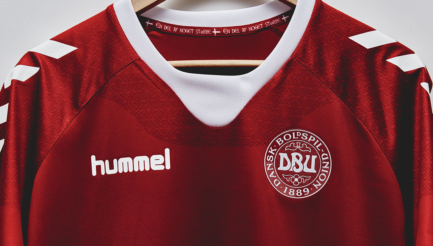 2e030ef2f Denmark 16 17 Home   Away Kits by Hummel - SoccerBible