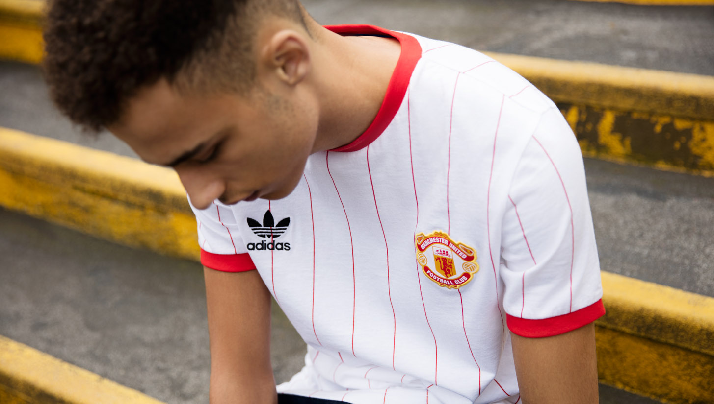 adidas originals x manchester united collection