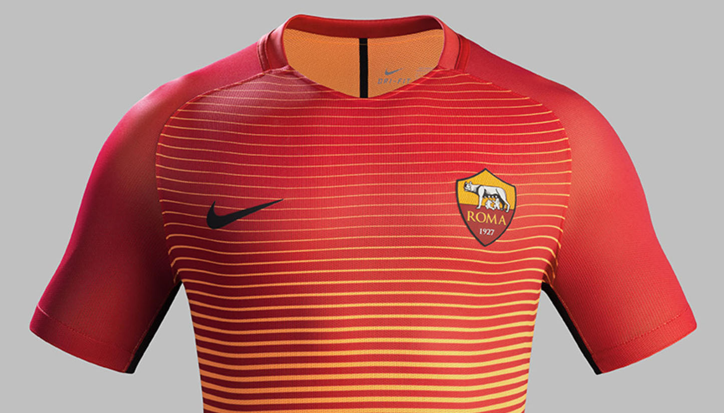7c4726466db AS Roma 16 17 3rd Kit by Nike - SoccerBible