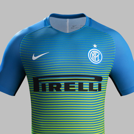 separation shoes 53935 dc62a Nike Launch Inter Milan 2018/19 Away Shirt - SoccerBible
