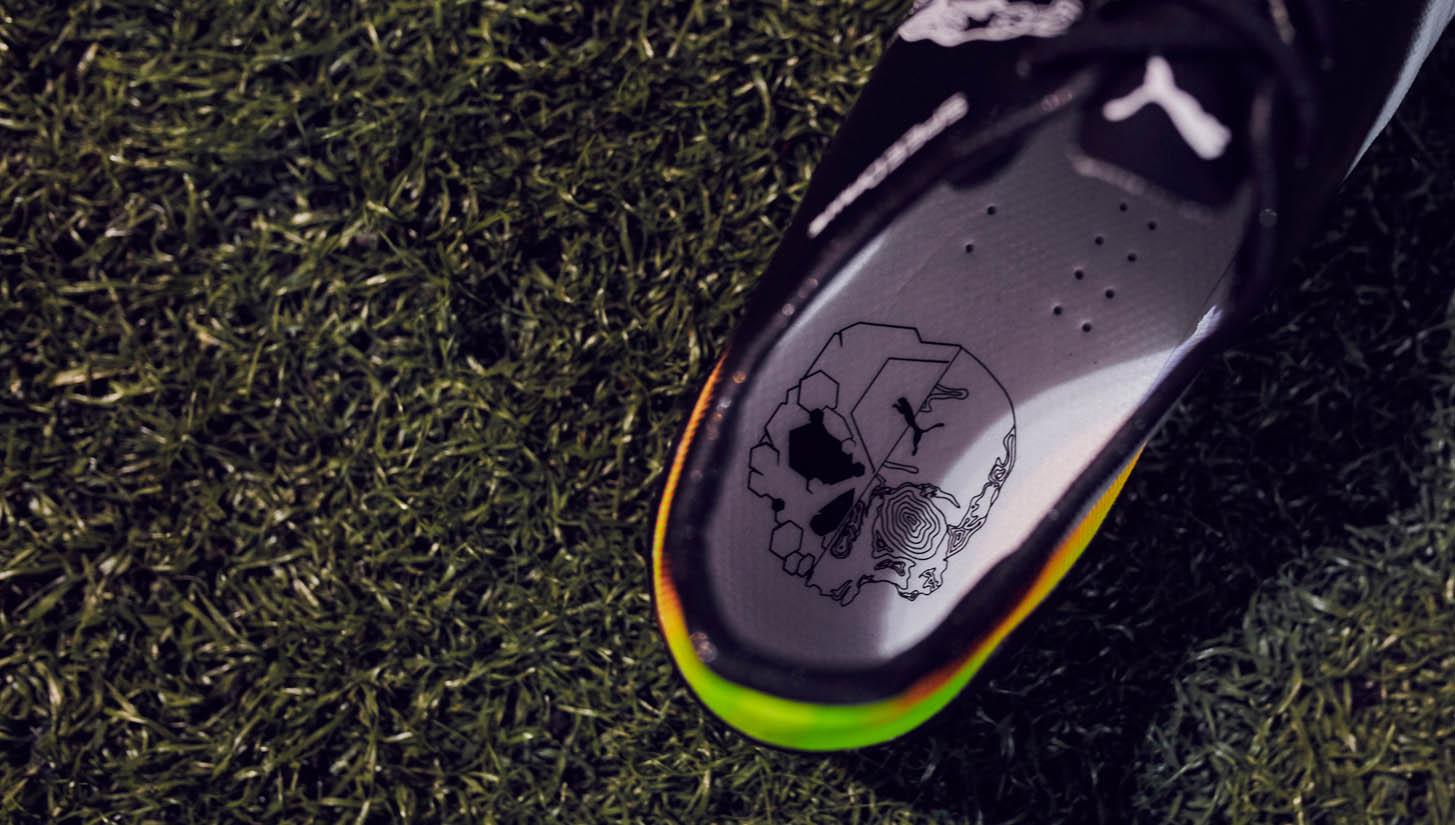 6596c0fa8c3 PUMA evoSPEED SL II Graphic Football Boots - SoccerBible