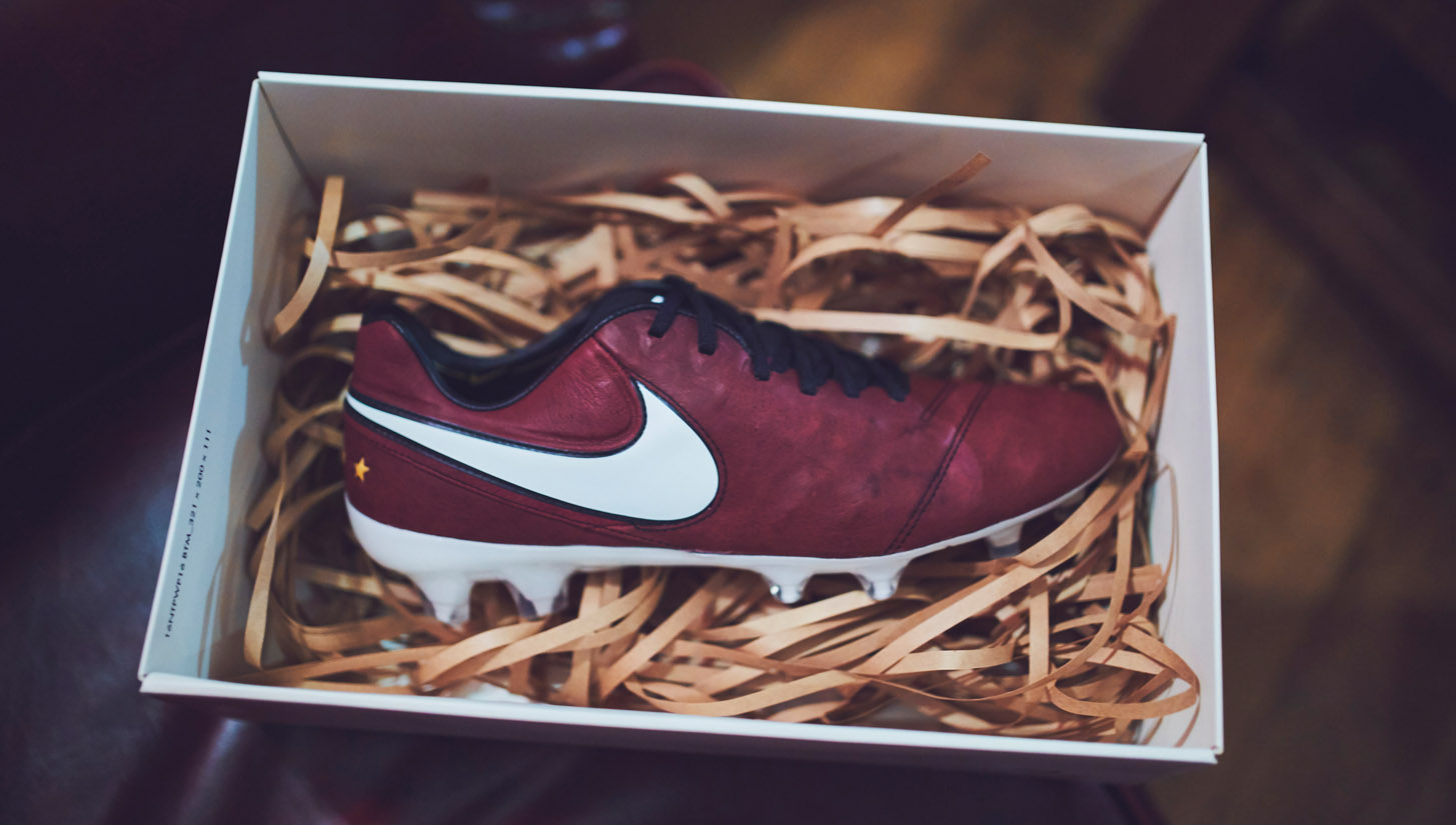 best loved 34197 74bfe Nike Tiempo Legend 6 Pirlo Edition Football Boots - SoccerBible