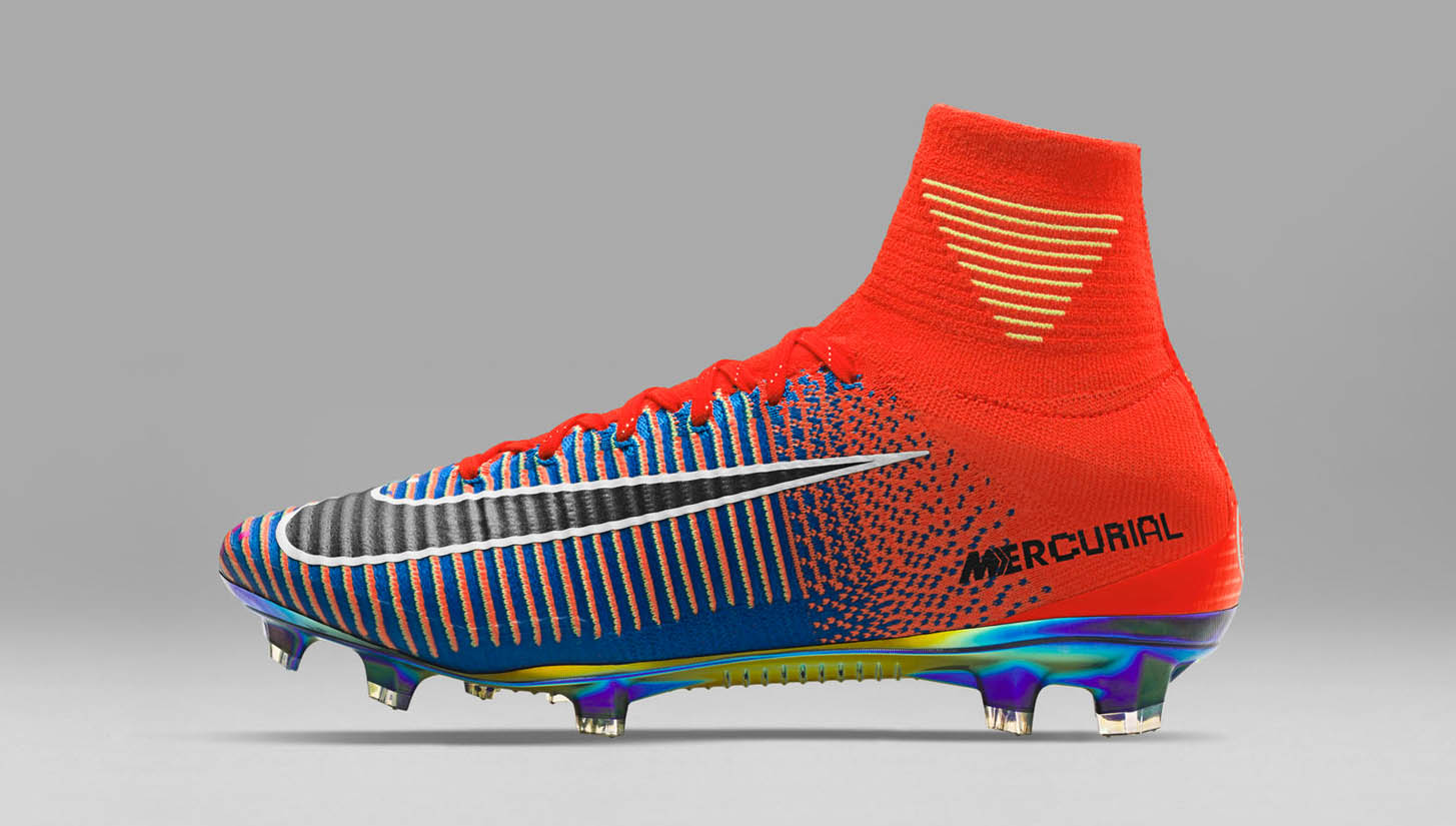 Nike Launch Ltd Edition EA Sports Mercurial Superfly