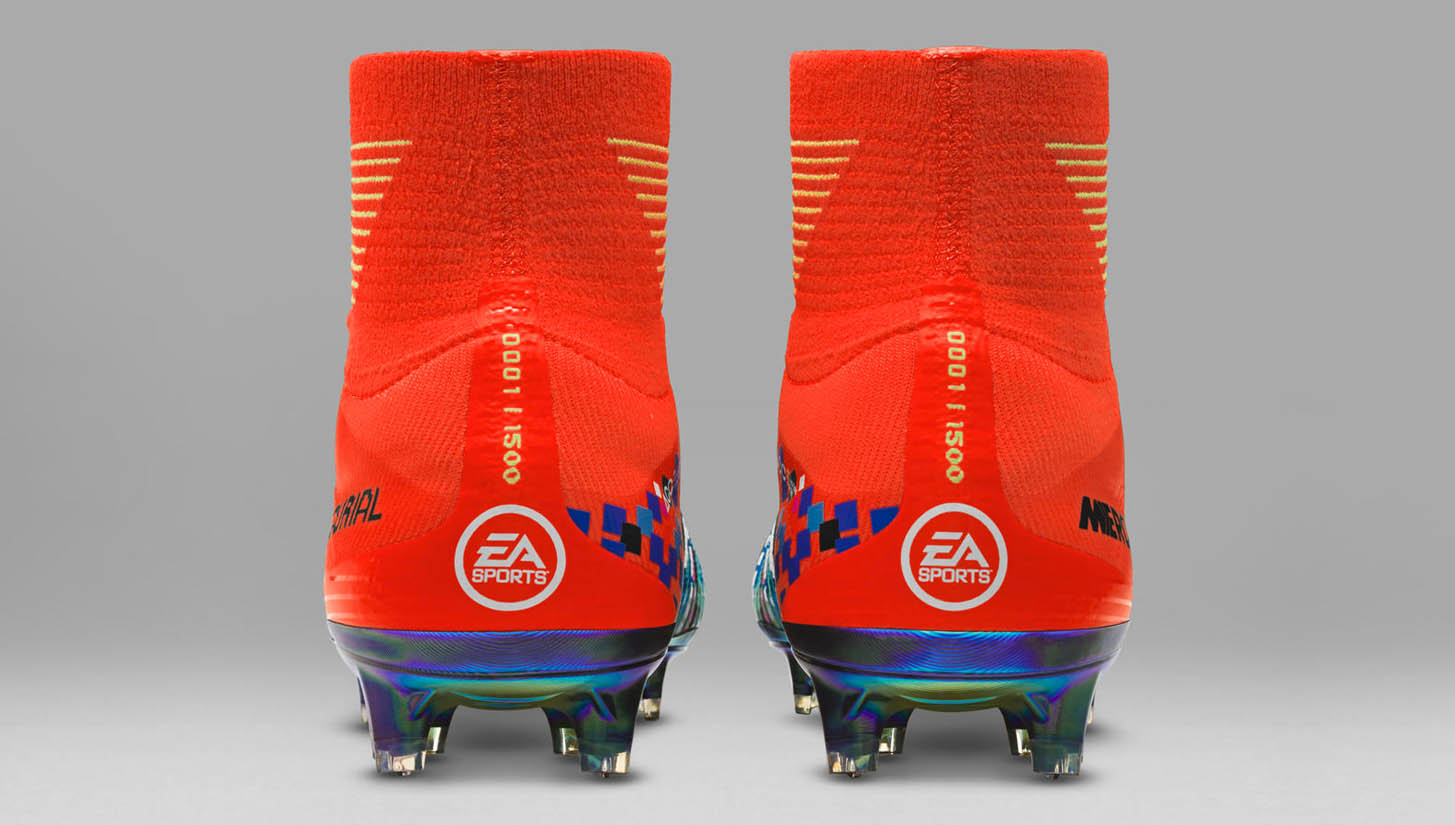 hot sale online 4d502 466b6 Nike Launch Limited Edition EA Sports Mercurial Superfly ...