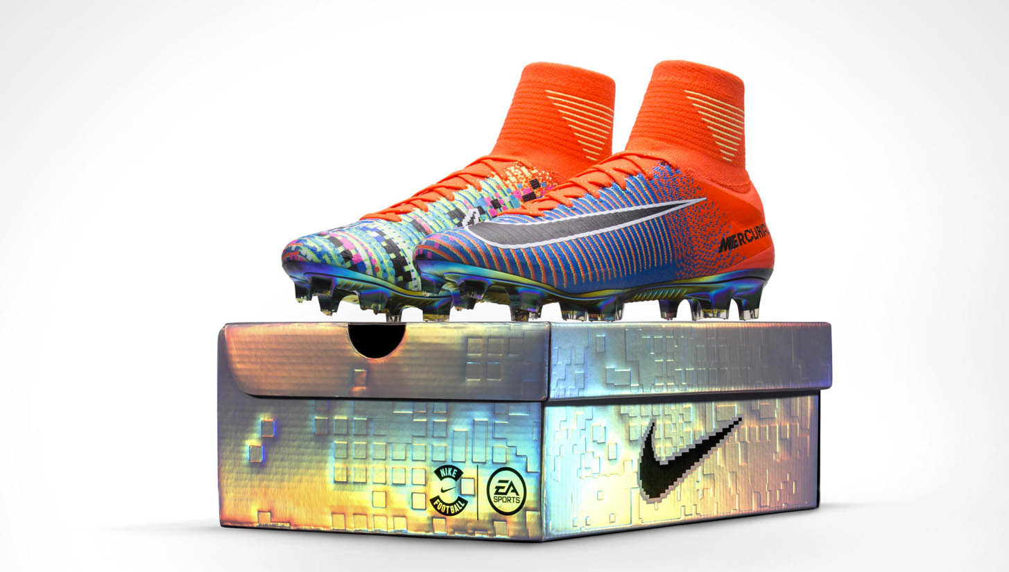 hot sale online deafd ada55 Nike Launch Limited Edition EA Sports Mercurial Superfly ...