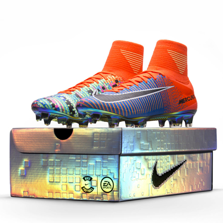 db18ce8f9b4 Nike Launch Two Limited Edition  Golden Touch  Mercurials - SoccerBible