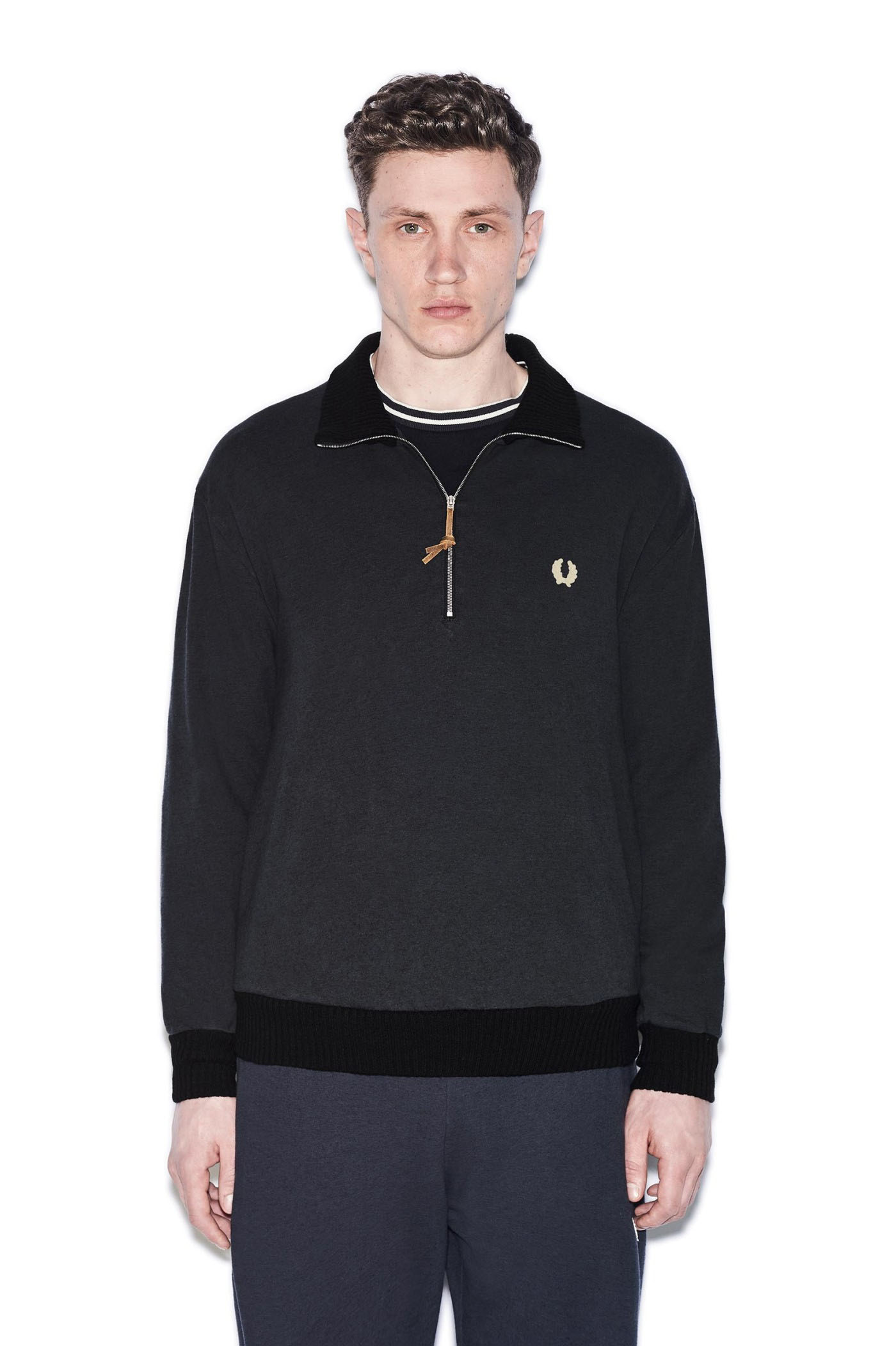 d7150b003649 Nigel Cabourn x Fred Perry - Inspired by Football - SoccerBible.