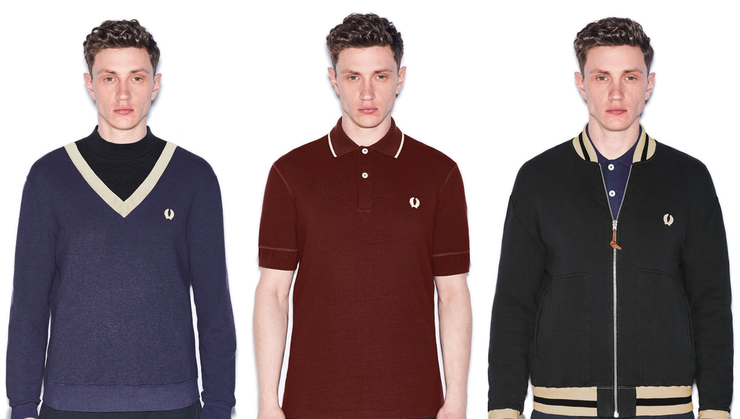 04e7f5e337cb Nigel Cabourn x Fred Perry - Inspired by Football - SoccerBible