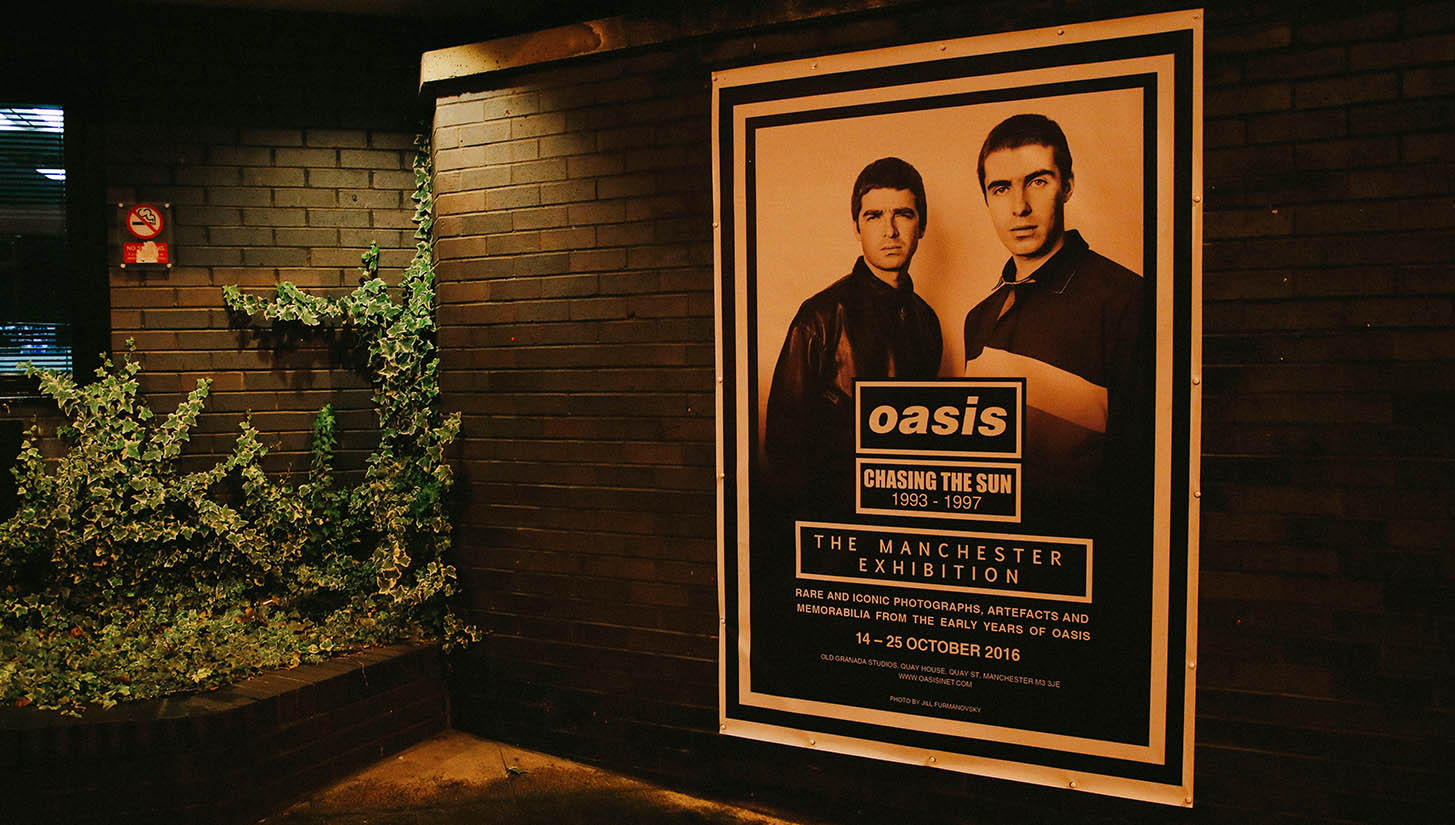 Chasing The Sun Oasis Exhibition Soccerbible