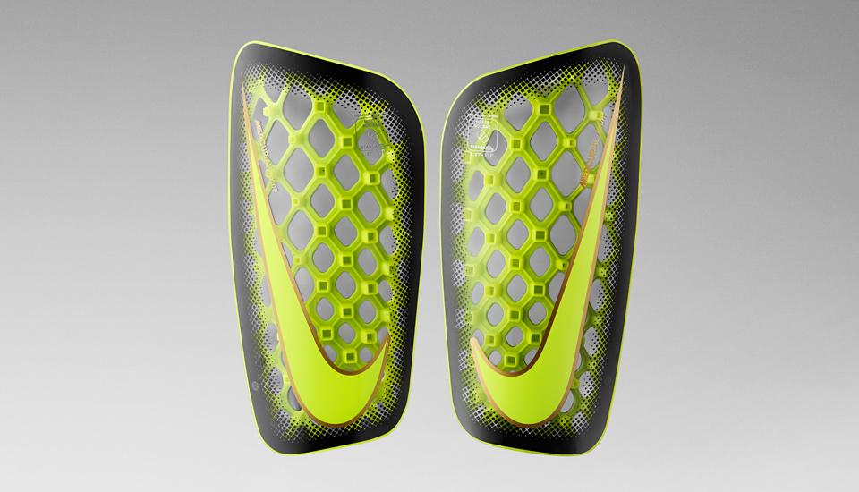 Nike Unveil Mercurial FlyLite Shin Guard - SoccerBible 316de8e164c0