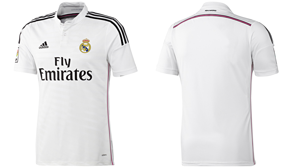 best service ca12d c272f adidas Reveal Real Madrid 2014/15 Kits - SoccerBible