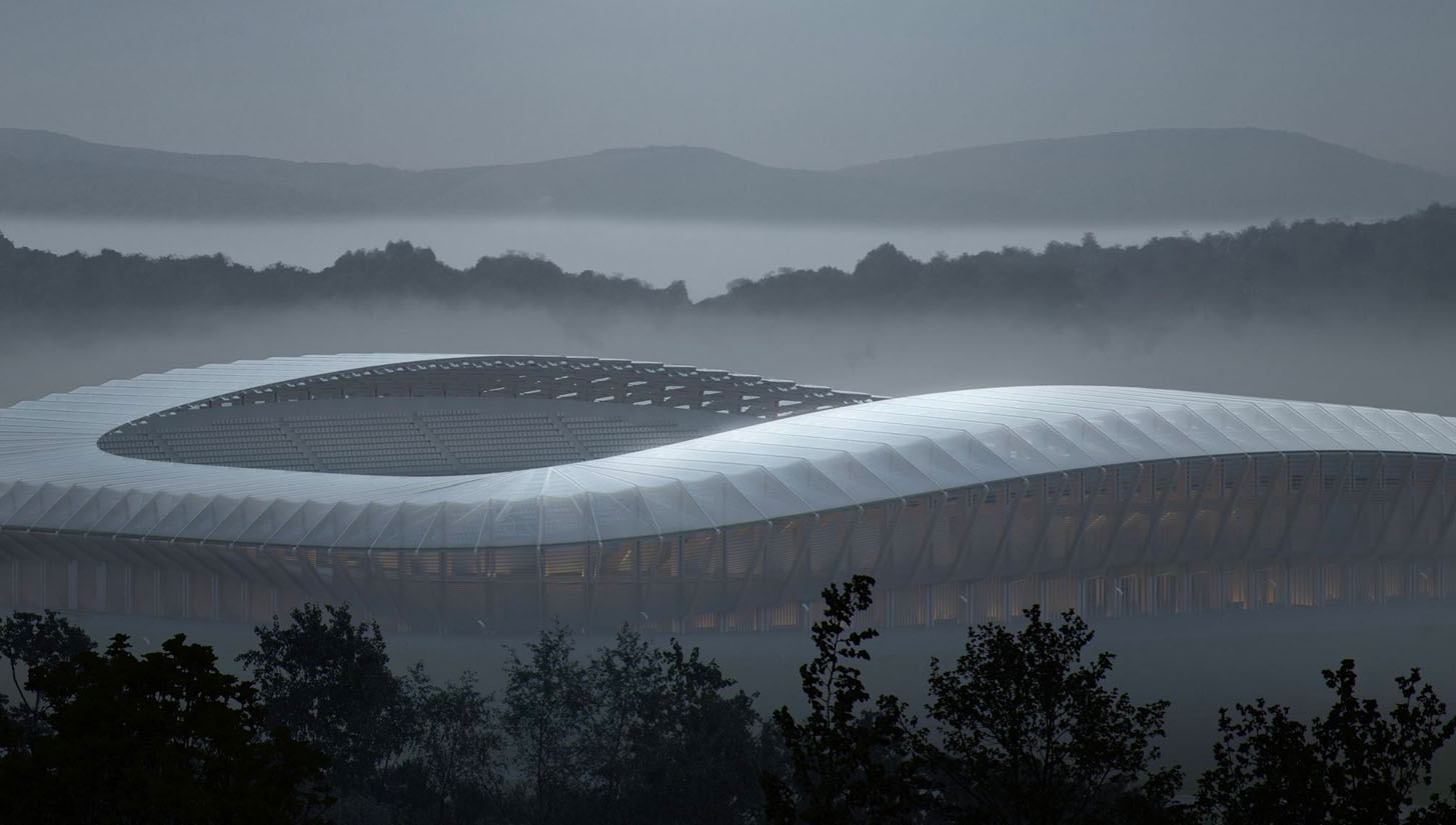 Forest Green Rovers Release Innovative Stadium Renderings