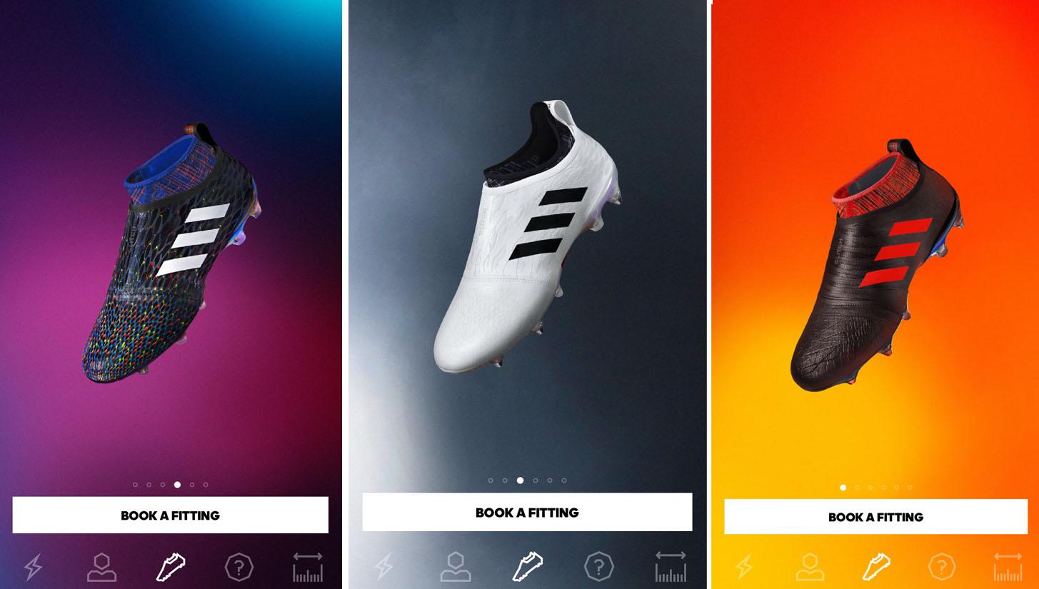 008f0363c35e adidas Launch Glitch App - SoccerBible.
