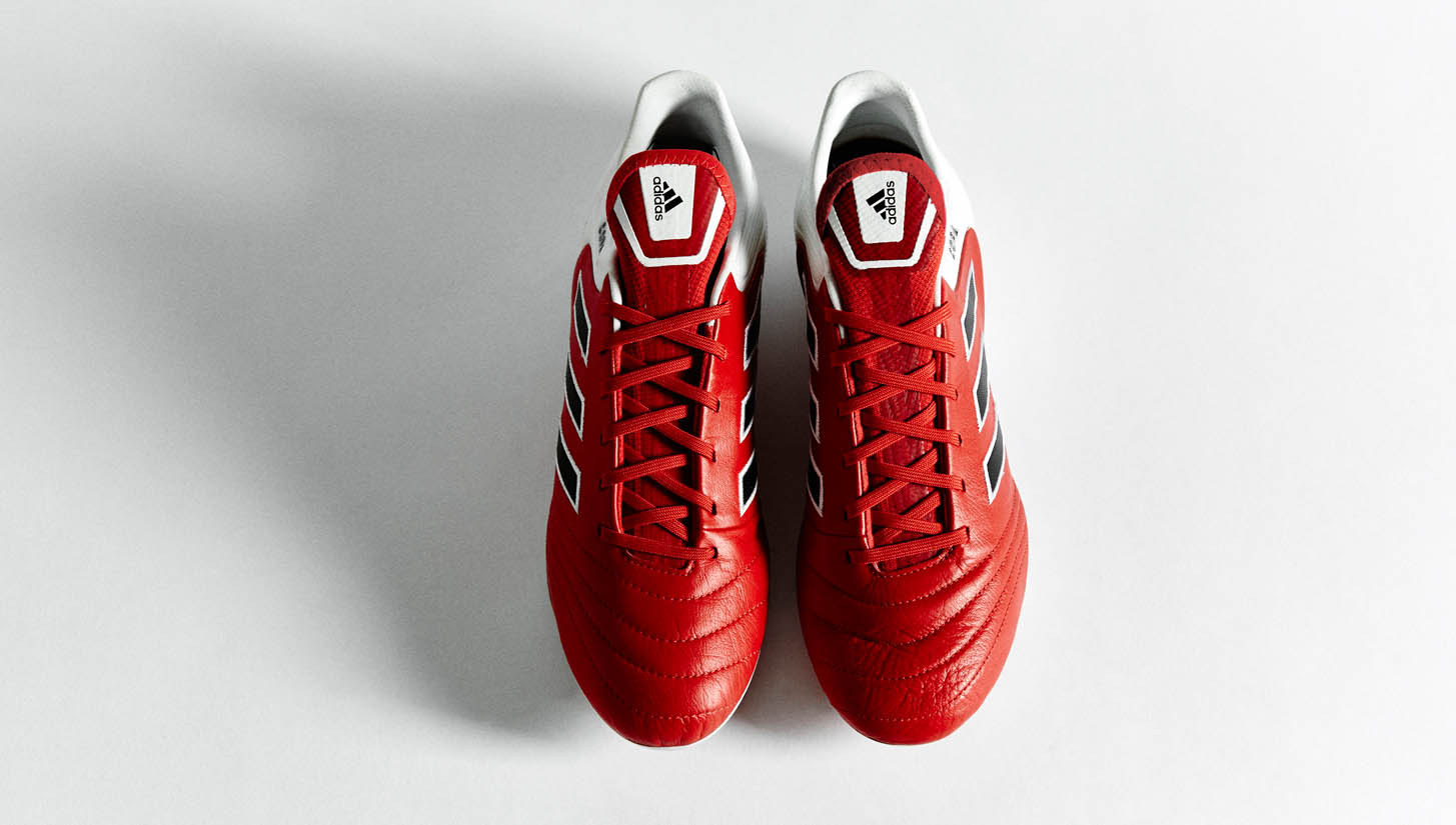 Closer Look at the adidas COPA 17 Red Limit