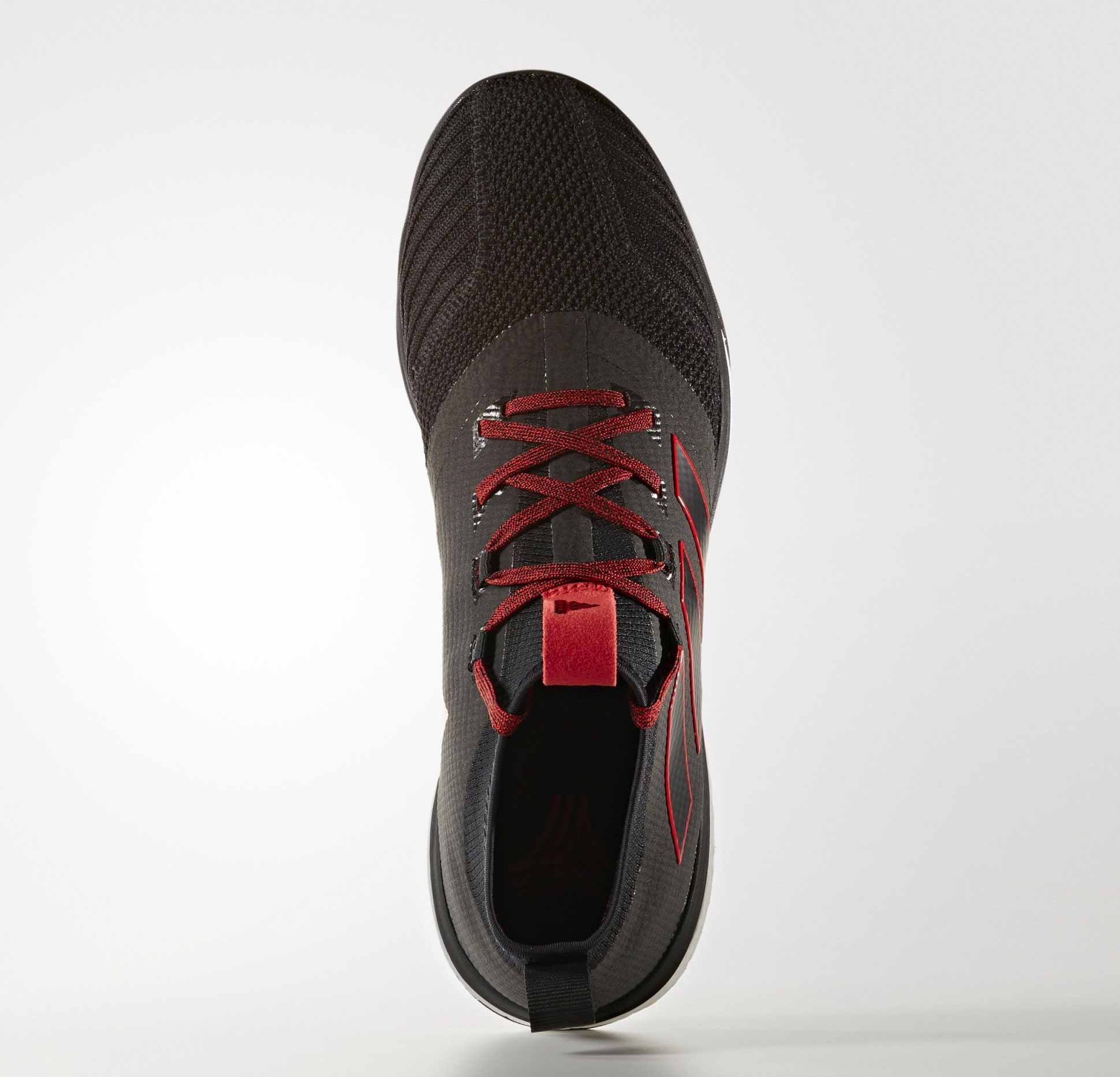 online store 91444 e5430 adidas ACE Tango 17.1 'Core Black/Red' - SoccerBible