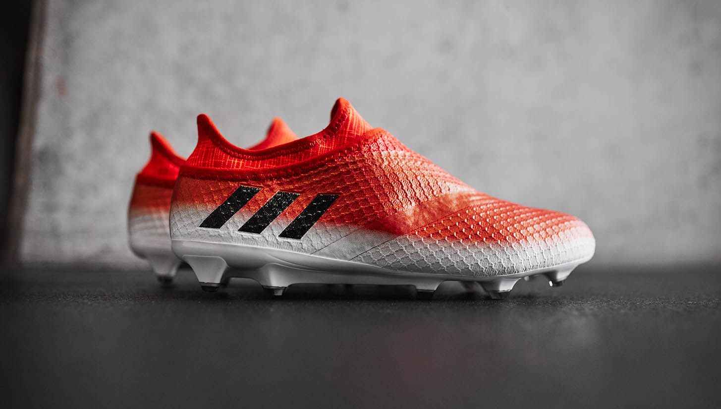 Aterrador Dental Corresponsal  adidas Messi 16+ Pureagility Red Limit Football Boots - SoccerBible