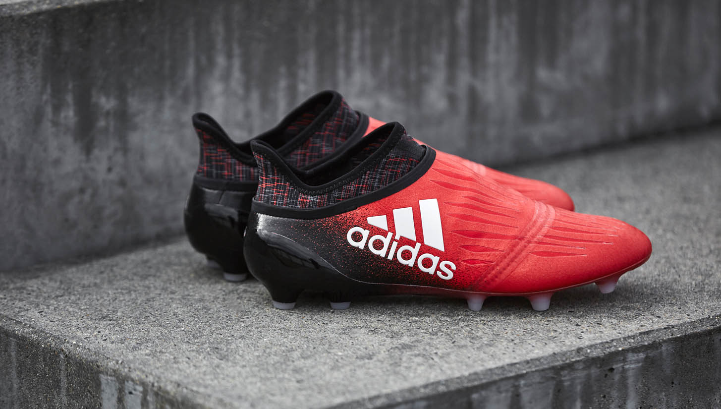 13ea593ffb8c4 adidas X 16+ Purechaos Red Limit Football Boots - SoccerBible