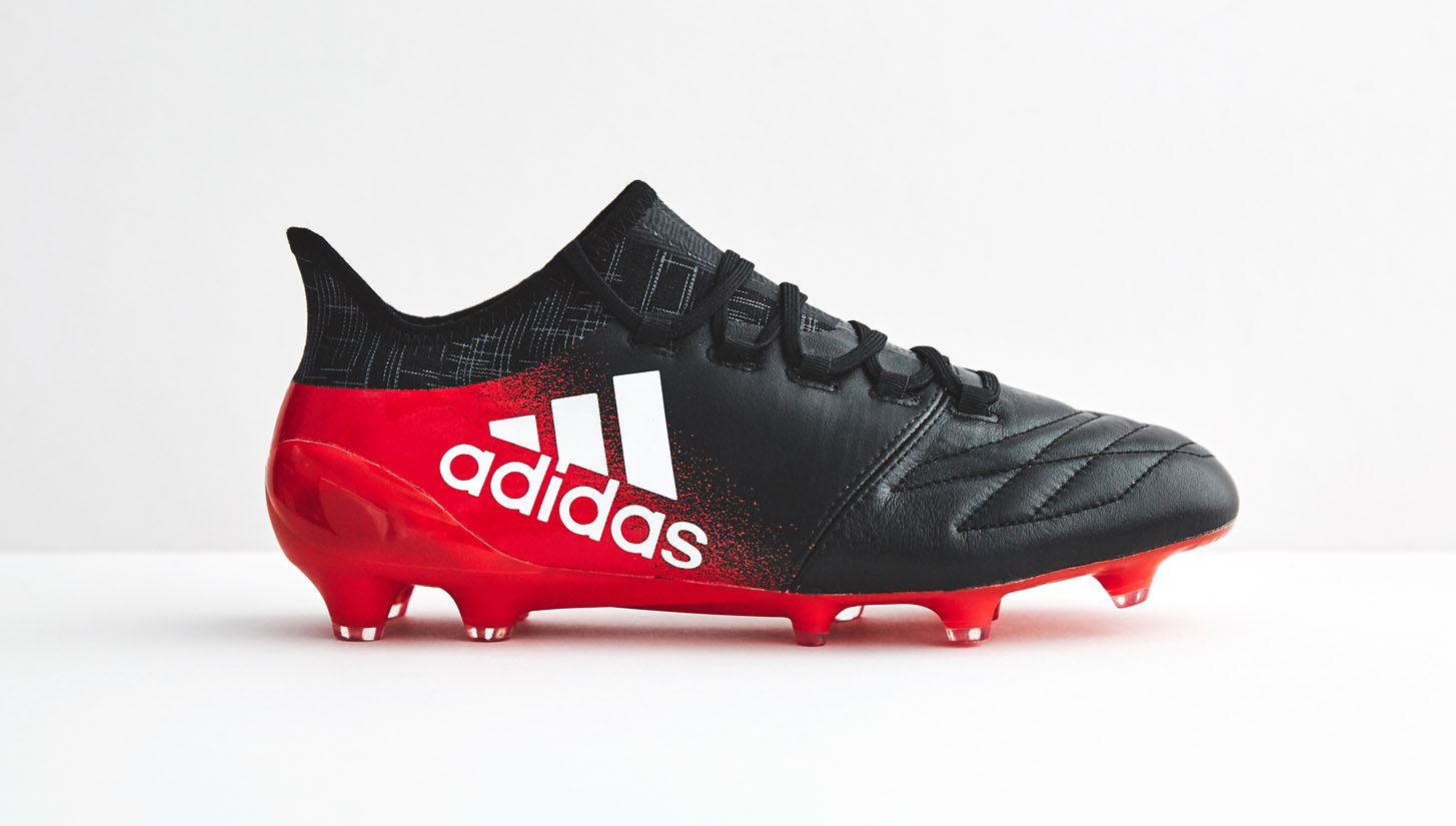 adidas 16.1 red and black