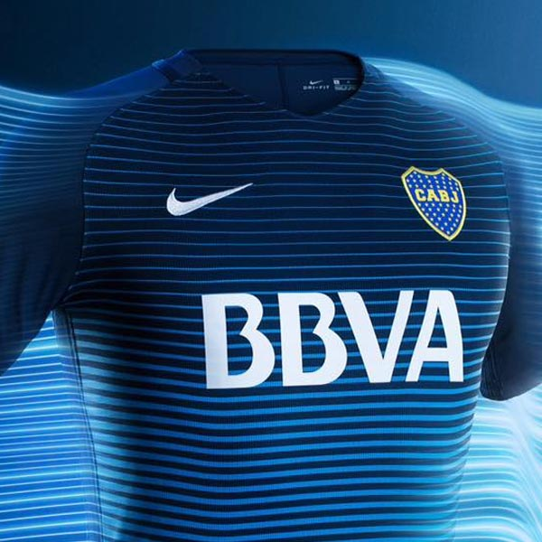 finest selection 345e5 abb99 Nike Launch Boca Juniors 18/19 Home & Away Kits - SoccerBible