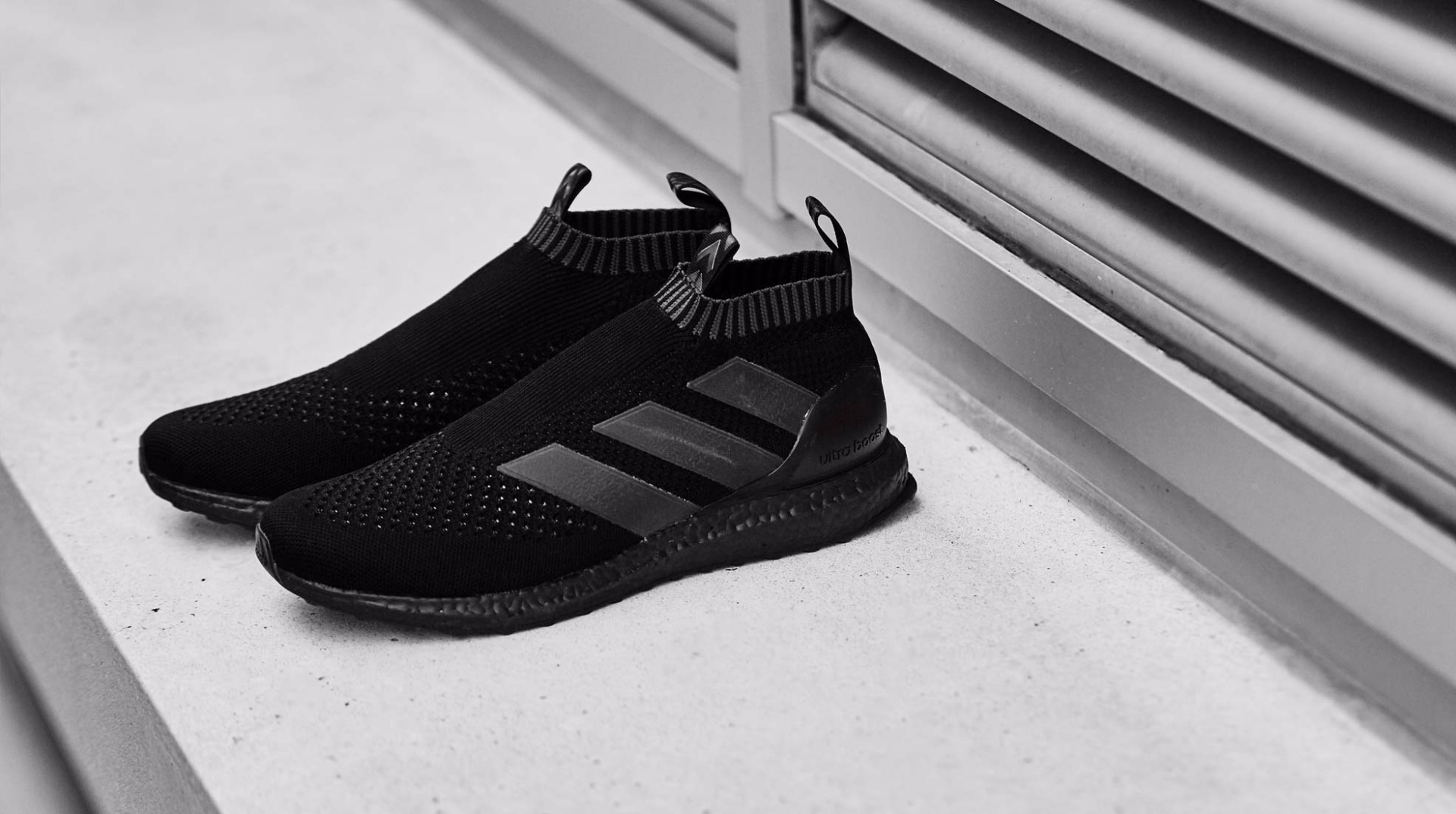 adidas ace 16+ purecontrol ultraboost triple black soccerbible.