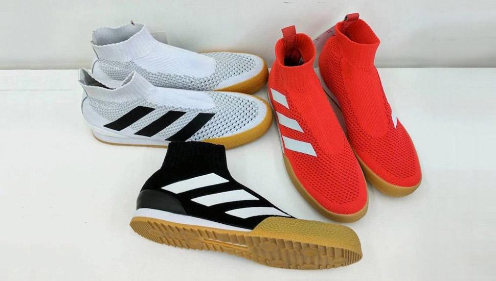 Gosha Rubchinskiy x adidas Football ACE 16+ SUPER SoccerBible