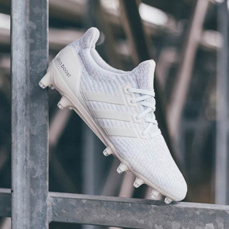 adidas unveil the  Ultra Boost Football Cleat  as part of the ... bc5274fc7