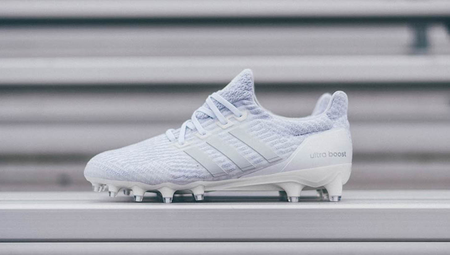 Adidas Unveil Triple White Ultra Boost Cleats Soccerbible