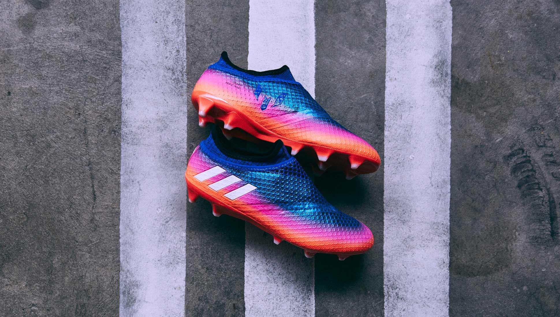 ebe54e8a576 adidas Messi 16+ Pureagility Football Boots - SoccerBible.