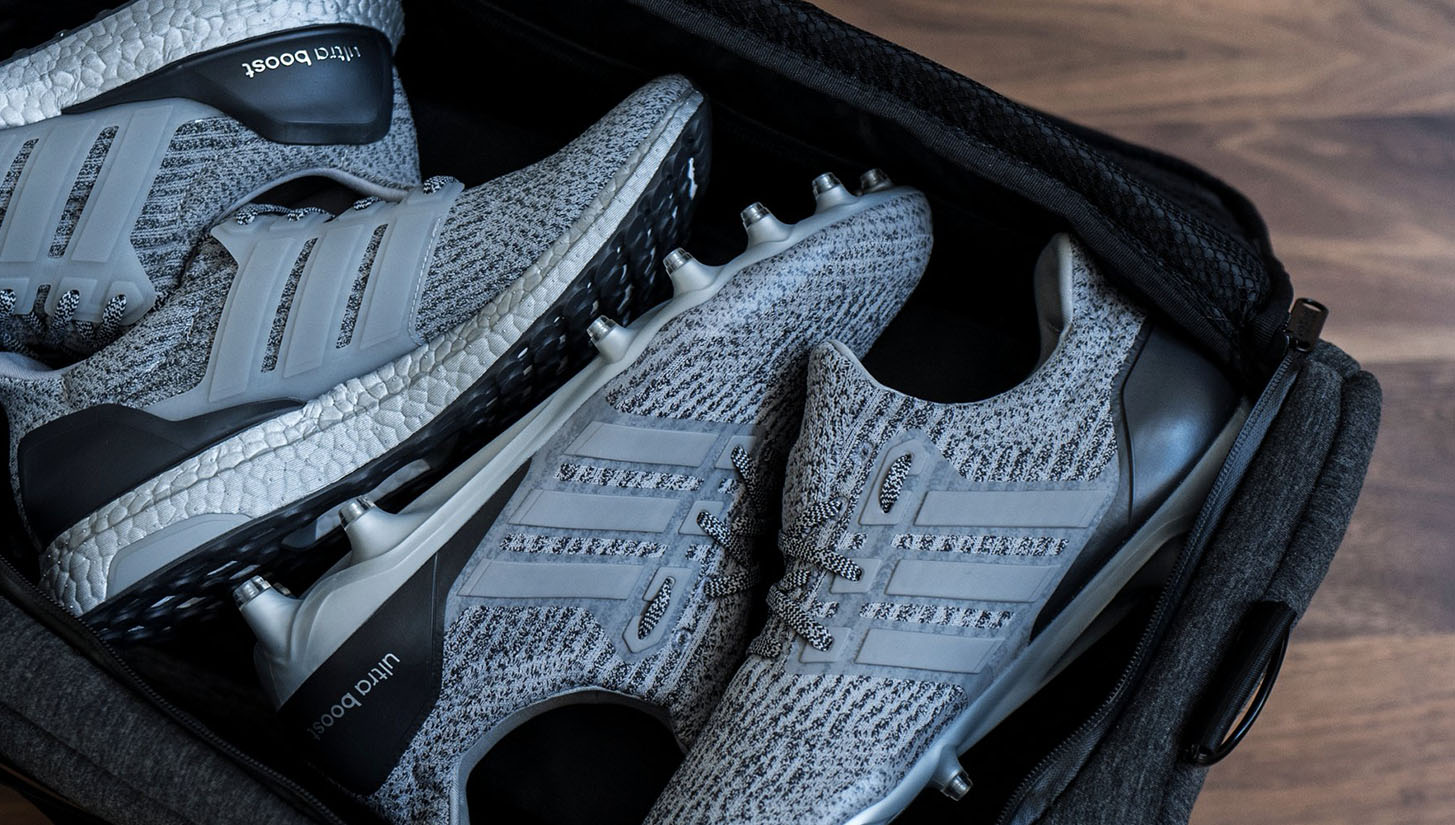 NFL Players Show Off UltraBOOST Cleats - SoccerBible ad70b6775914