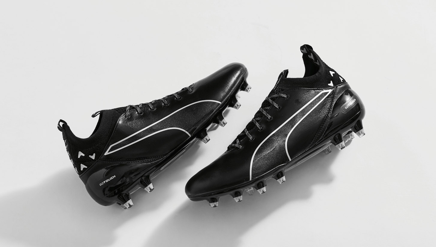 PUMA evoTOUCH Football Boots - SoccerBible. 221b33ddbfed