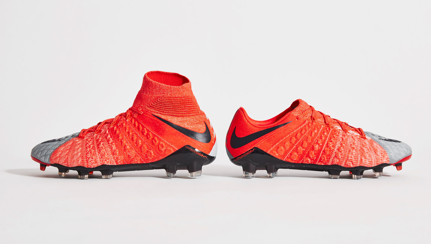 premium selection cfd55 a2d57 Nike Hypervenom 3 Football Boots - SoccerBible